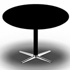 SWITCH round table. D: 110 cm/H: 72 cm