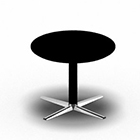 SWITCH - round table. D: 70 cm/H: 55 cm