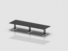 SWITCH rectangular meeting table 375x120 cm