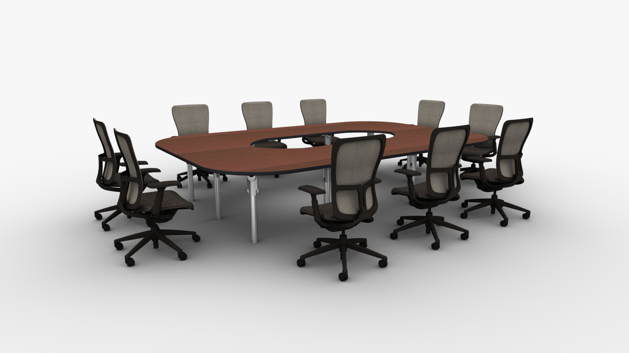 Collaborative Tables For Meeting Rooms