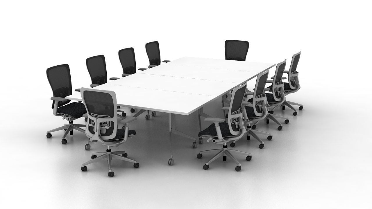 Tables - Haworth conference table