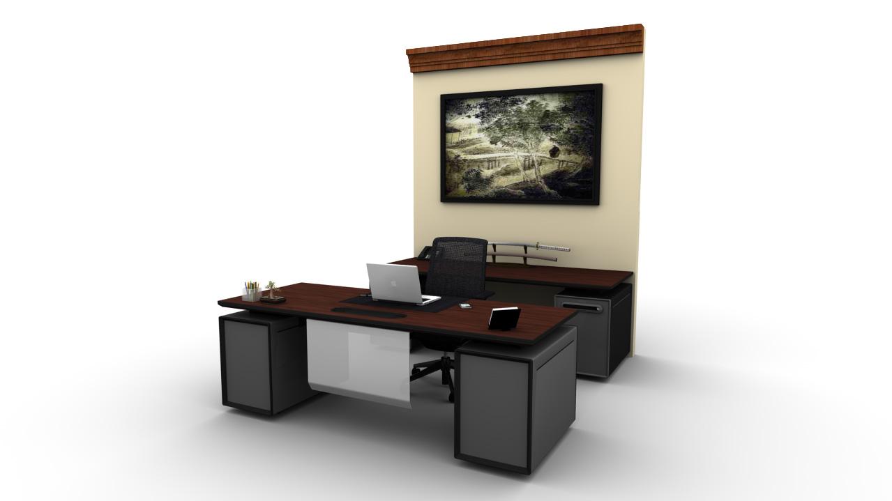 Executive Desk AllWays 002