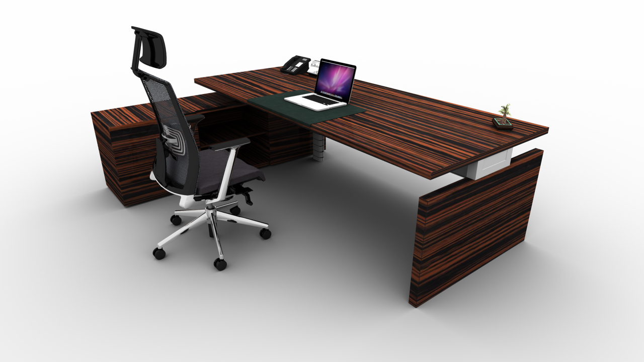 Executive Desk Essence 001