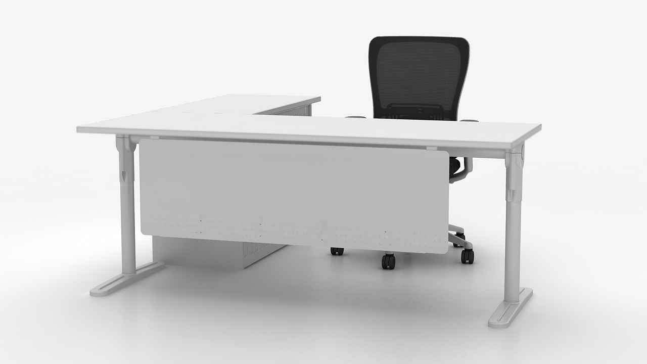Desk Worktop Standing Height Desk Sit And Stand Desk