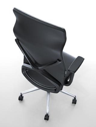 Bureaustoel Met Neksteun.Sedus Stoll Ag Seating Crossline Cn 103 Crossline Bureaustoel