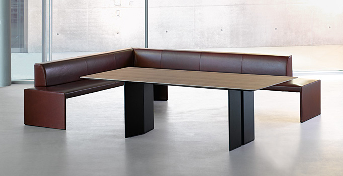 Walter Knoll Upholstered Benches : together 290 101 from pcon-catalog.com size 682 x 351 jpeg 58kB
